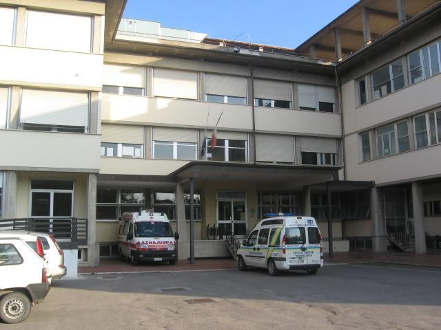 …poi vennero a prenderci l'Ospedale